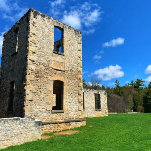 Mill Tower - Rockwood Conservation Area